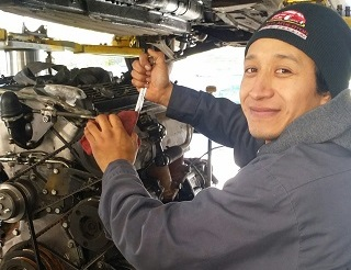Julio - Technician | Menlo Atherton Auto Repair